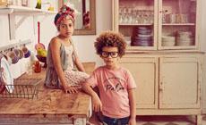 Лукбук летней коллекции Mango Kids