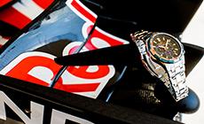 Лимитированная серия часов CASIO Scuderia Toro Rosso