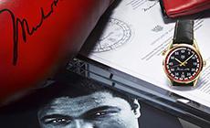 Новые часы TAG Heuer посвященные Мухаммеду Али