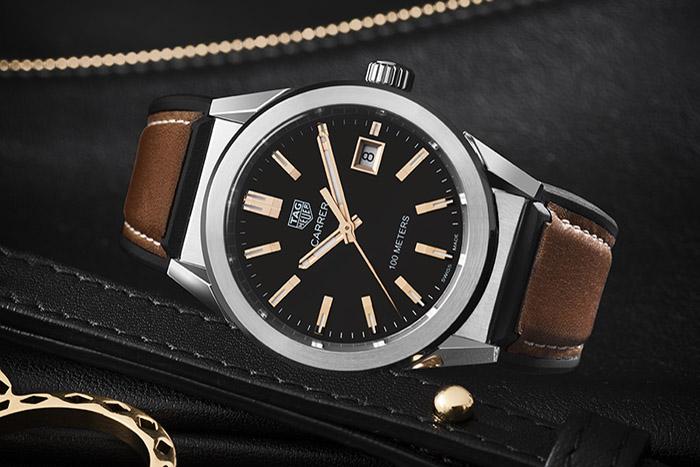 Часы TAG Heuer Carrera Lady в новых современных версиях