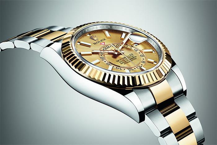 Профессиональные часы для дайвинга Rolex Oyster Perpetual Sea-Dweller