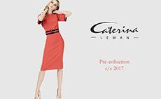 Коллекция бренда Caterina Leman открывает весну
