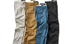 Мужская коллекция брюк чинос Vans