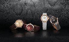 Коллекция женских часов НИКА Slimline из золота