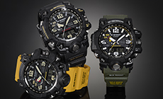 Часы CASIO G-Shock Mudmaster