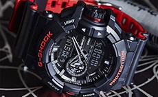 Новинка от Casio G-SHOCK - серия Black&Red