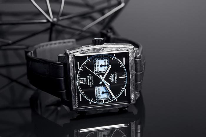 Новая интерпретация часов TAG Heuer Monaco